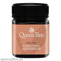 Queen Bee MANUKA HONIG MGO 100+, 250 G, shanab pharma e.U.