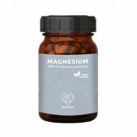 BSF Nutrition Magnesium 100% Tri-Mg-Dicitrat VEGAN, 120 ST, BSF Nutrition