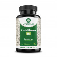 VIRISOLIS Vitamin B-Komplex FORTE 6-Monate - vegan, 180 ST, Better Foods GmbH