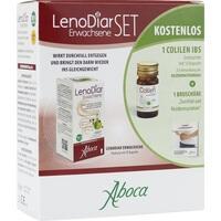 LenoDiar Erwachsene + Colilen IBS (Set) 20+12 Kaps, 1 P, ABOCA S.P.A. SOCIETA' AGRICOLA