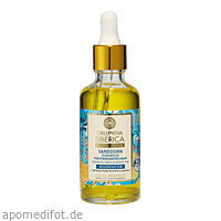 Oblepikha Sib. Sanddorn Ölkomplex strapaziert Haar, 50 ML, Habitum Pharma