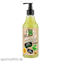 Planeta Organica Natural Duschgel 100% Vitamine, 500 ML, Habitum Pharma