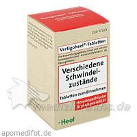 Vertigoheel®-Tabletten, 250 St, Dr. Peithner GmbH & Co KG
