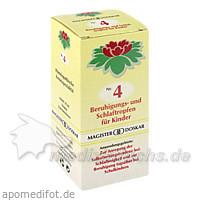 MAGISTER DOSKAR Nr. 4 Beruhigungs- und Schlaftropfen für Kinder, 50 ml, Magister Martin Doskar pharm. Produkte e.U.