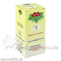 MAGISTER DOSKAR Nr. 5 Bettnässertropfen, 50 ml, Magister Martin Doskar pharm. Produkte e.U.