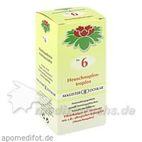 MAGISTER DOSKAR Nr. 6 Heuschnupfentropfen, 50 ml, Magister Martin Doskar pharm. Produkte e.U.