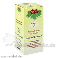 MAGISTER DOSKAR Asthmatropfen für Kinder, 50 ml, Magister Martin Doskar pharm. Produkte e.U.