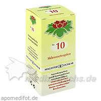 MAGISTER DOSKAR Nr. 10 Sklerosetropfen, 50 ml, Magister Martin Doskar pharm. Produkte e.U.