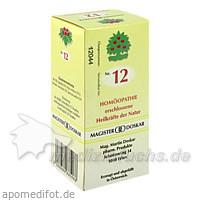 MAGISTER DOSKAR Nr. 12 Migränetropfen für Männer, 50 ml, Magister Martin Doskar pharm. Produkte e.U.