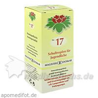 MAGISTER DOSKAR Nr. 17 Schultropfen für Jugendliche, 50 ml, Magister Martin Doskar pharm. Produkte e.U.