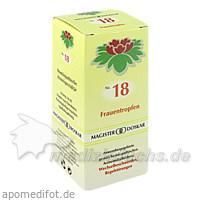 MAGISTER DOSKAR Nr. 18 Frauentropfen, 50 ml, Magister Martin Doskar pharm. Produkte e.U.