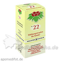 MAGISTER DOSKAR Nr. 22 Stärkungstropfen für Kinder, 50 ml, Magister Martin Doskar pharm. Produkte e.U.