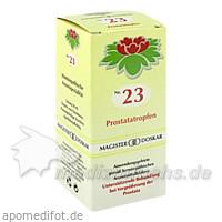MAGISTER DOSKAR Nr. 23 Prostatatropfen, 50 ml, Magister Martin Doskar pharm. Produkte e.U.