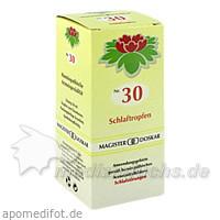 MAGISTER DOSKAR Nr. 30 Schlaftropfen, 50 ml, Magister Martin Doskar pharm. Produkte e.U.