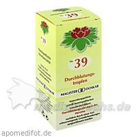 MAGISTER DOSKAR Nr. 39 Durchblutungstropfen, 50 ml, Magister Martin Doskar pharm. Produkte e.U.