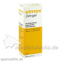 elmex® Zahngel, 25 g, Gebro Pharma GmbH