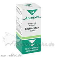 APOZEMA® Erschöpfungs-Tropfen Nr. 14, 50 ML, Apomedica Pharmazeutische Produkte GmbH