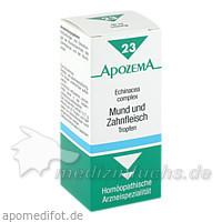 APOZEMA® Mund- und Zahnfleisch-Tropfen Nr. 23, 50 ml, Apomedica Pharmazeutische Produkte GmbH