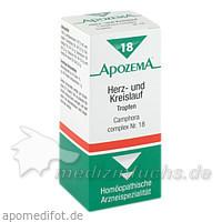 APOZEMA® Herz- Kreislauf Tropfen Nr. 18, 50 ml, Apomedica Pharmazeutische Produkte GmbH