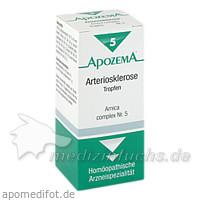 APOZEMA® Arteriosklerose-Tropfen Nr. 5, 50 ml, Apomedica Pharmazeutische Produkte GmbH