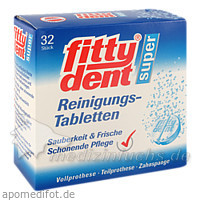 Fittydent Super Reintbl, 32 Stk.,