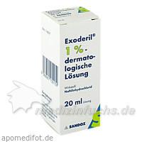 Exoderil dermatologische Lösung 1%, 20 ml, Sandoz GmbH