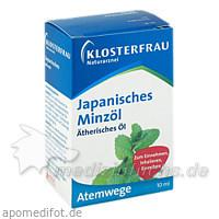 Japanisches Minzöl Klosterfrau, 10 ml, M.C.M. Klosterfrau Healthcare GmbH