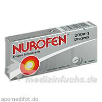 NUROFEN® 200 mg Dragees, 24 St, Reckitt Benckiser Austria GmbH