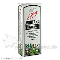 Montana Haustropfen, 500 ML, Pharmonta Dr. Fischer GmbH