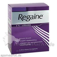 Regaine® 2%, 180 ml, Johnson & Johnson GmbH