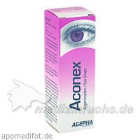 Aconex Augentropfen, 10 ml, AGEPHA Pharma s.r.o.
