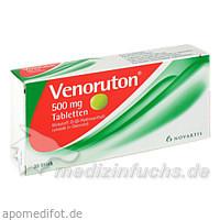 Venoruton® 500 mg, 30 St, GSK-Gebro Consumer Healthcare GmbH