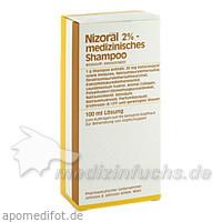 Nizoral 2% medizinisches Shampoo, 100 ml, Johnson & Johnson GmbH
