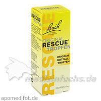 Bachblüten Original Nr. 39 Rescue Tropfen, 10 ml, DOSKAR MR