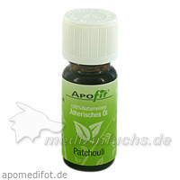 Ätherisches Patchouliöl, 10 ml,
