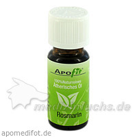 Ätherisches Rosmarinöl extrafein, 10 ml, APOFIT Handels GmbH
