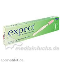 expect® Schwangerschaftstest, 1 St, Kwizda Pharma GmbH