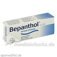 Bepanthol Lippencreme, 7.5 ml, BAYER AUSTRIA GMBH