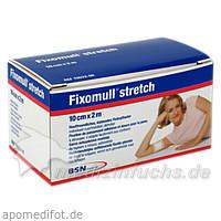 Fixomull Stretch 10 cm x 2 m, 1 Stk., FIGUREFORM WIL
