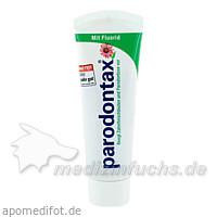 Parodontax mit Fluorid Zahnpasta, 75 ml,