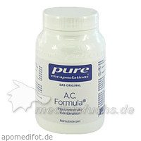 Pure encapsulations Kapseln A.C.Formula, 60 Stk.,
