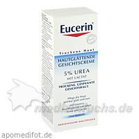 Eucerin Hautglättende Gesichtscreme 5% UREA, 50 ml, BEIERSDORF G M B H