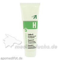 Adler Topics Mineralstoff Salbe H, 50 ml, Adler Pharma Produktion und Vertrieb GmbH