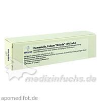 Hamamelis Folium WELEDA 10 % Salbe, 25 g, WELEDA Ges.m.b.H. & Co KG