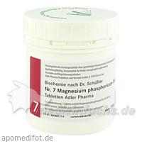 Adler Schüssler Salze Nr. 7 Magnesium phosphoricum D6, 250 g, Adler Pharma Produktion und Vertrieb GmbH