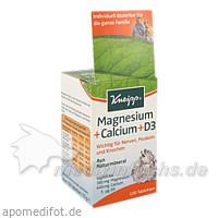 Kneipp® Magnesium + Calcium + D3, 150 St, Vital Pharma GS GmbH
