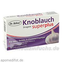 Dr. Böhm® Knoblauch superplus, 30 St, Apomedica Pharmazeutische Produkte GmbH