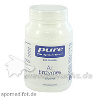 Pure encapsulations Kapseln Ai Enzymes, 60 Stk.,