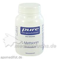 Pure encapsulations Kapseln L-methionin, 60 Stk.,
