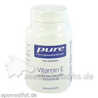Pure encapsulations Kapseln Vitamin E, 90 Stk.,